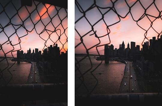 Crop photos sample